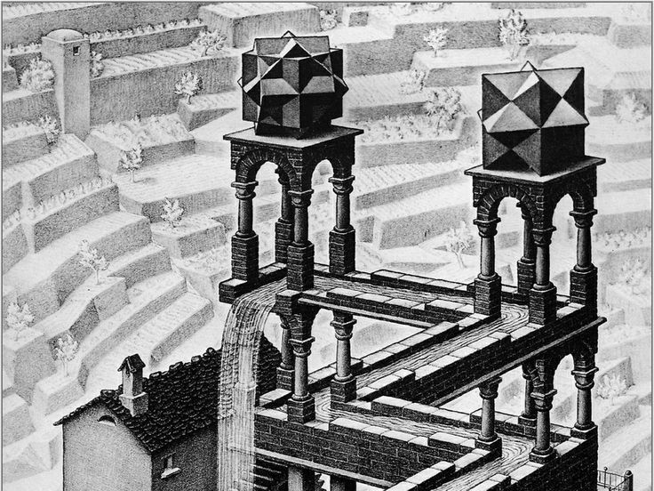 m c eschers inspiration in creating the circle limit series Finger exercises & brain gymnastics the art of during this time, escher found inspiration for his artwork in the landscapes of italy and circle limit iv: heaven and hell, mc escher, 1960, woodcut 8 lesson 1 symmetry objectives.