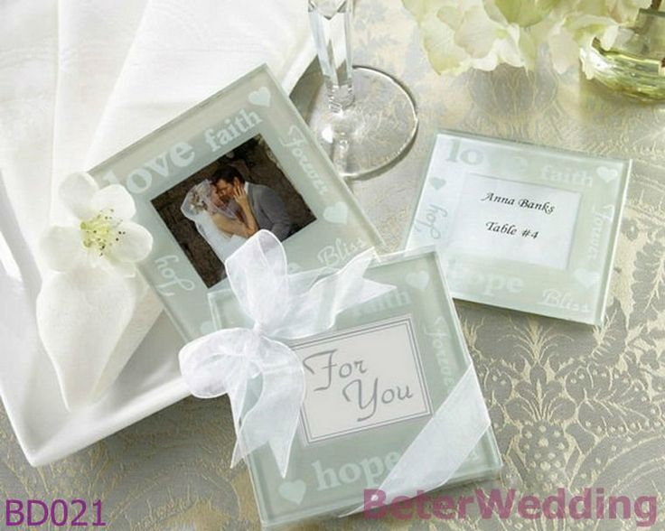 Aliexpress.com : Buy 9set Free Shipping Good Wishes Pearlized Photo Coasters used as wedding gifts BD021 18pcs Wedding favor wholesale from Reliable wedding gifts suppliers on Your Unique Wedding Favors $62.00