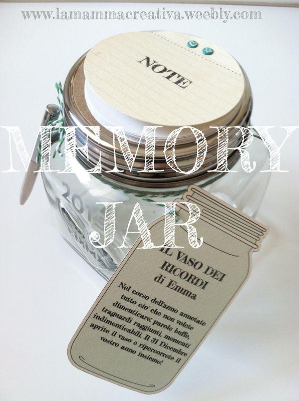 Memory Jar, il vaso dei ricordi: un'idea originale per Natale!