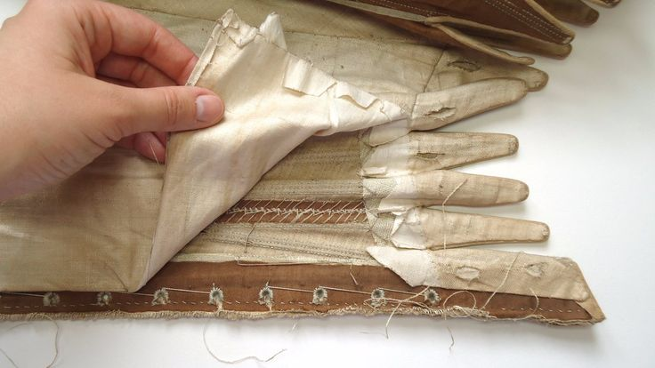 """F&T at Bowes Museum on Twitter: """"These stays c.1780 are from the hamlet of…"""
