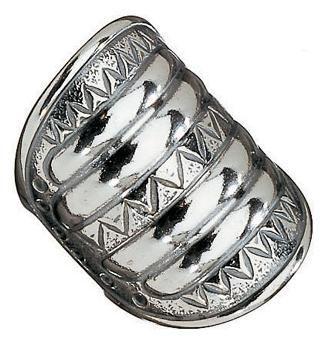 Kalevala Koru / Kalevala Jewelry / WATER SIGN RING  Material: bronze or silver