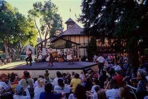 Utah Shakespearean Festival, Cedar City