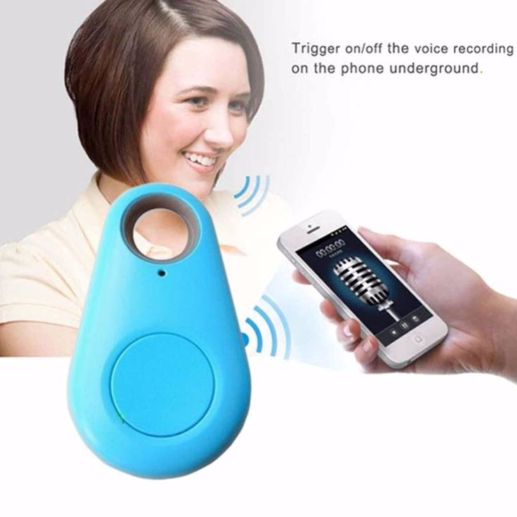Smart Finder Bluetooth Tracer Pet Children GPS Locator Tag Alarm Wallet Key vehicle tracking system phone track bluetooth Blue //Price: $9.95 & FREE Shipping //   #traveladdict #tech #electronics #innovation
