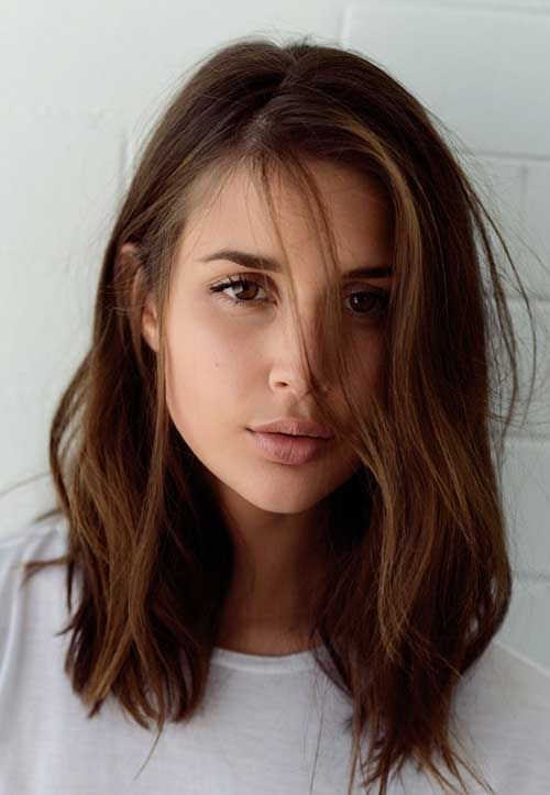 Astonishing 1000 Ideas About Medium Short Haircuts On Pinterest Medium Short Hairstyles Gunalazisus