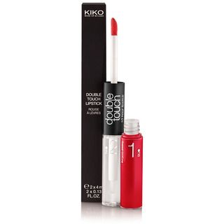 Double Touch Lipstick - Rossetto liquido a lunga durata - KIKO MAKE UP MILANO115 rododendreo