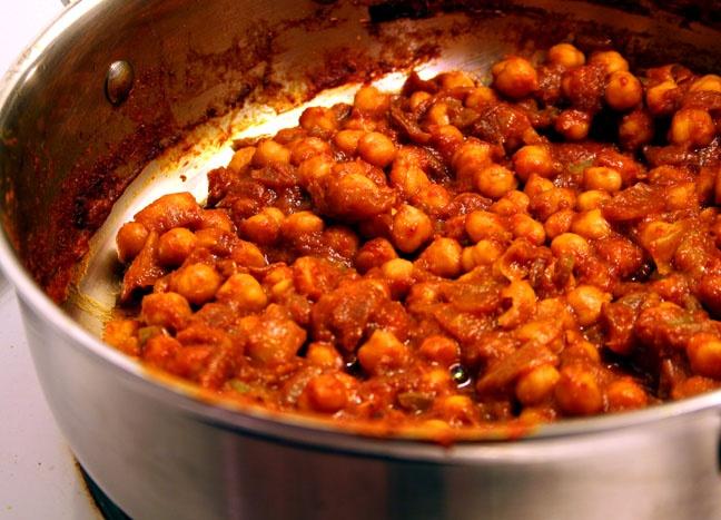 Chana Masala Recipe Food Network