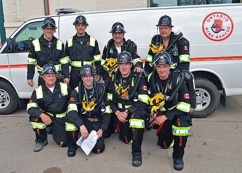 Ontario Mine Rescue - Wikipedia, the free encyclopedia
