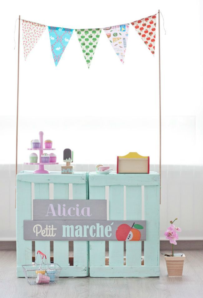 Image result for kid market stand