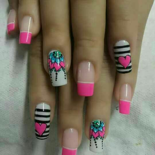 nail art design ideas | nail art #nailartdesigns