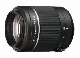 Obiective  Sony SAL DT 55-200mm f/4-5.6 SAM FHS00008555 Teleobiectiv special proiectat pentru aparatele digitale format APS-C 1.5x, vine in...