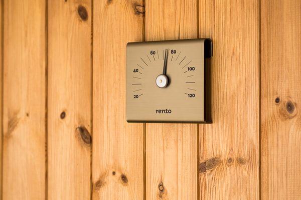 Rento Sauna Thermometer 3D Model - 3D Model
