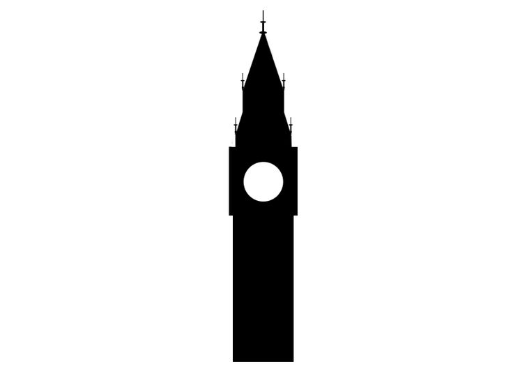 Big Ben Silhouette Peter Pan Main