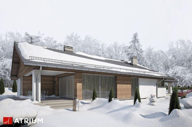 Projekt Kos Maxi - elewacja domu