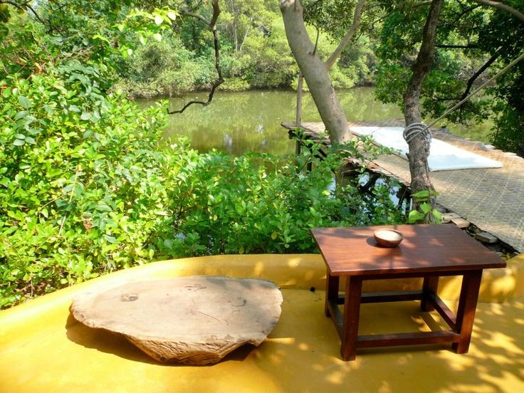 Elsewhere luxury resort, Northern Goa