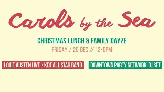 Join us for some holiday cheer as we celebrate this joyous time of year with Classic Christmas Dishes in Carols by the Sea at KuDeTa on 25 December 2015.