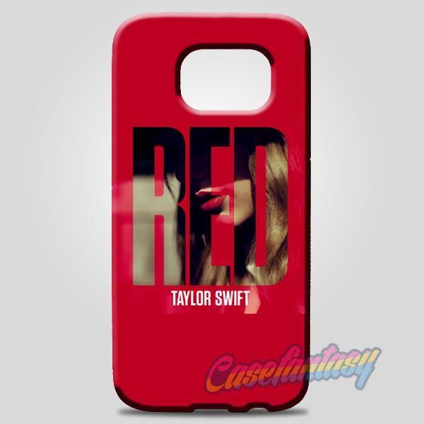 Red Taylor Swift Samsung Galaxy Note 8 Case | casefantasy