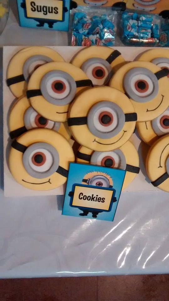 Cookies Minions