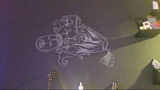 Little prince white carol wall mural