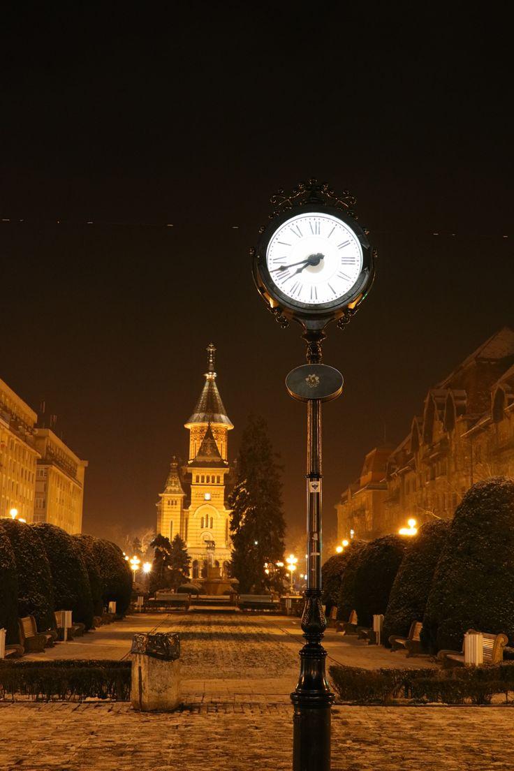The Orthodox Cathedral, Timisoara. Credits: Monica Tanase