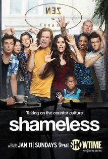 Shameless - season 5 Yet another great season of one of my fav. series