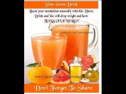 fat burning Fat Cutter Drink Weight Loss 20 Kgs in 10 Days detox Drink R...