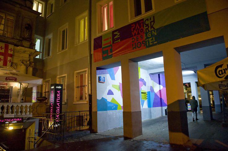 Patchwork Hostel Warsaw, Poland.