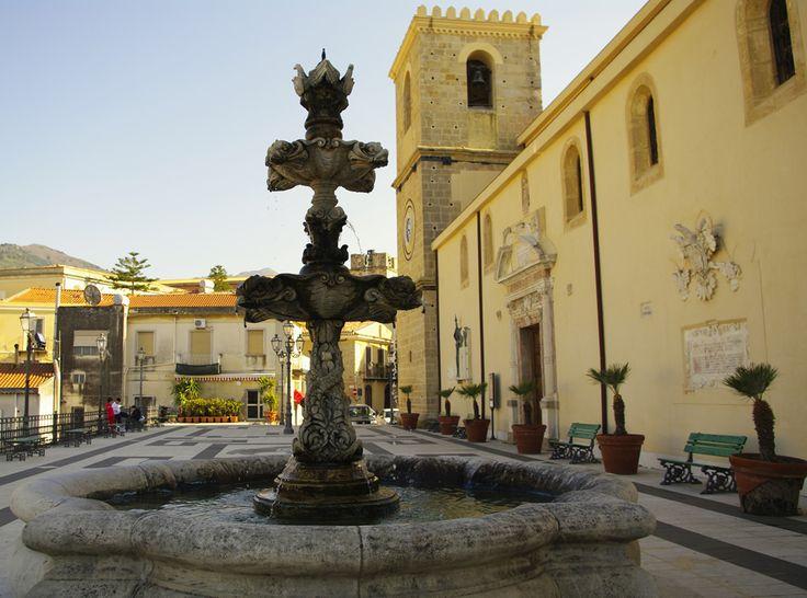 Castroreale , province of Messina #Sicily