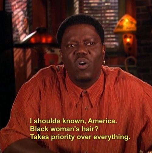 The Bernie Mac Show | 24 Examples Of Infinite Wisdom From Movie And TV Dads