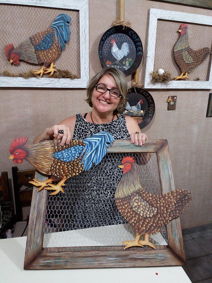 Gallos y gallinas!                                                       …
