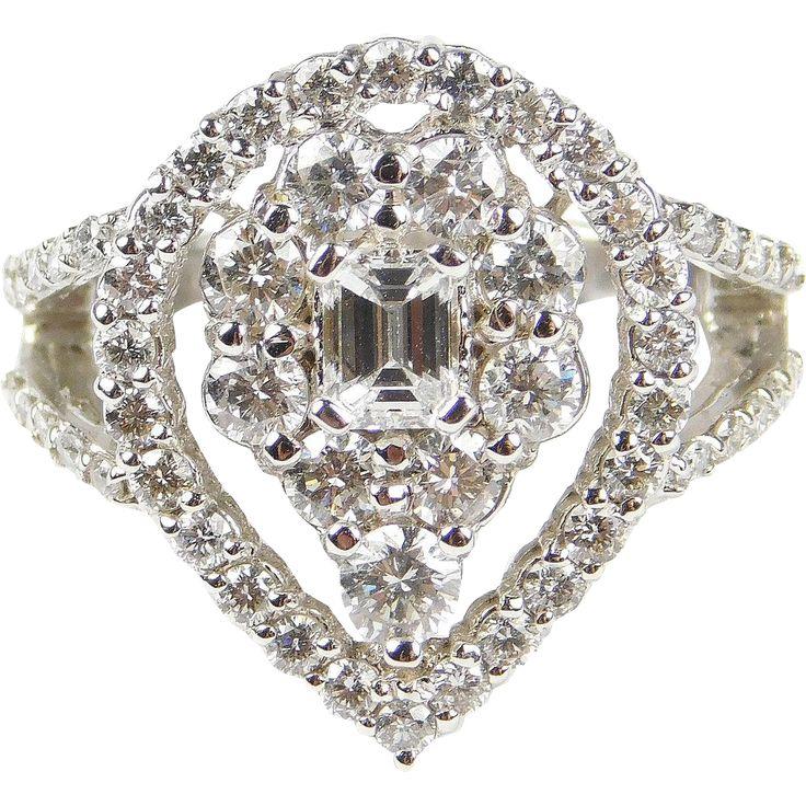 231 best images about Unique Engagement Rings Under $2 000 on Pinterest