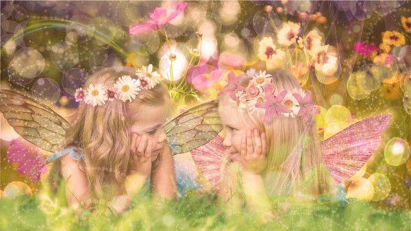 'Fairy Friends' by Sandy Richter