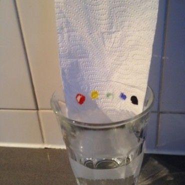 Experimenteren met... wc-papier! Proefjes voor in de klas lesideeën, basisschool, lesmateriaal, TechYourFuture