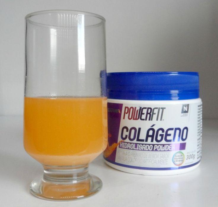 Colágeno Hidrolisado em Pó