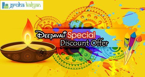 Gruhakalyan Deepavali Special Discount Offer Opportunity for home buyers Call: 9148196269, 9148974213, 9148196266, 7338667134.