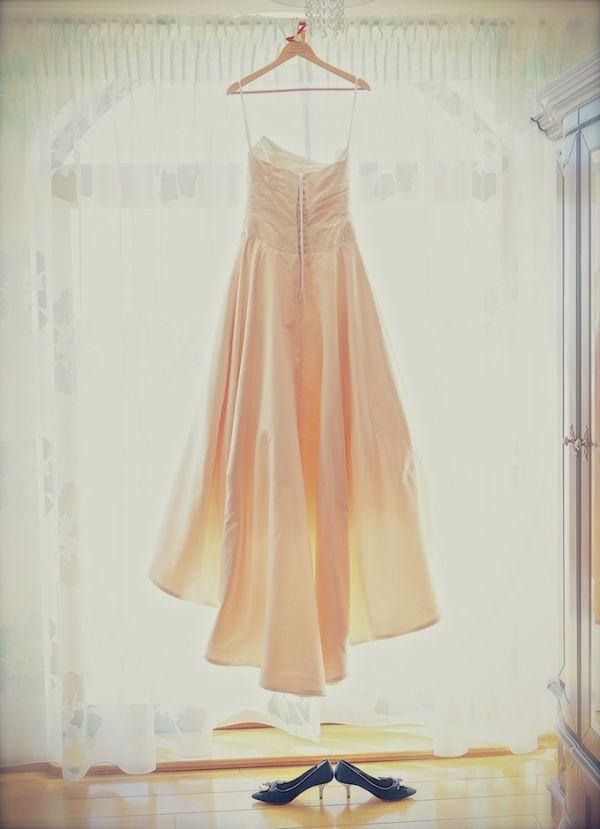 Suknia ślubna Joanny
