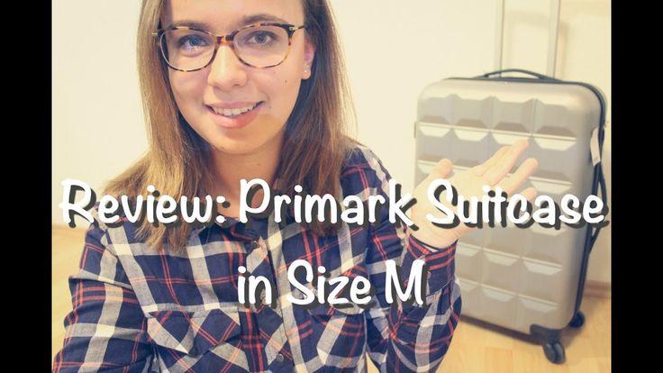 Primark Suitcase Size M - Review / Travel Gear | Joy Della Vita Travelblog