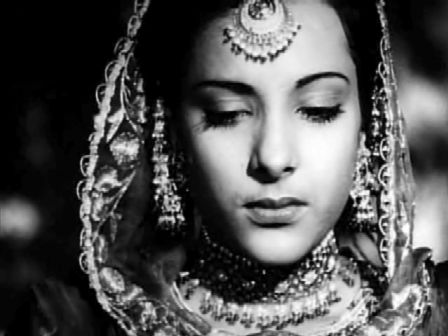 Nargis, regarded as one of the greatest actresses in Hindi cinema