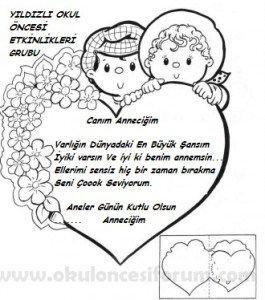 anneler-gunu-boyama KART ÖRNEĞİ-2-330x374
