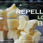 Bug Repellent Lotion Bars