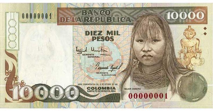 4. Y la mujer de la etnia Emberá. Desde 1992 hasta 1994. Imagen facilitada por Danilo Parra.