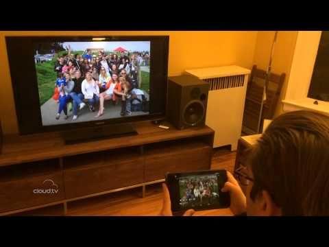 Dayframe 2.0 - Chromecast photos / slideshow demo