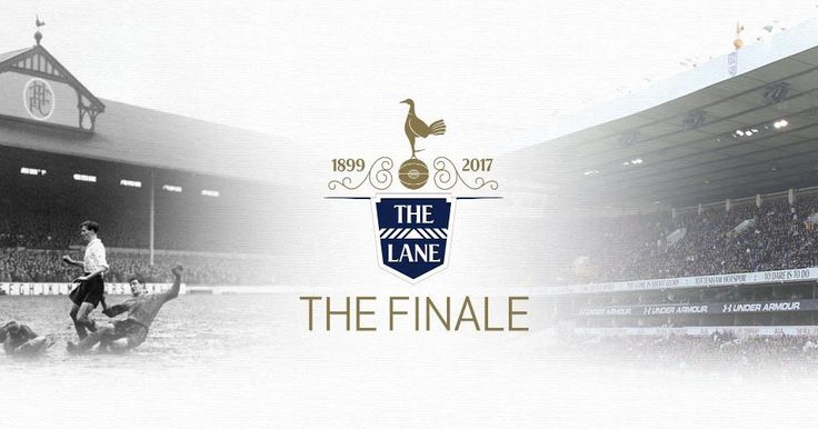 Tottenham Hotspur's kit will feature various special elements for the last match at the White Hart Lane this weekend against Manchester United.
