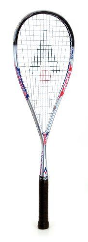 Karakal SX-100 Gel Squash Racquet [Sports] by Karakal. $159.00. Still the lightest squash racket in the world. With a straightened frame profile to improve power and increase the size of the sweet spot.