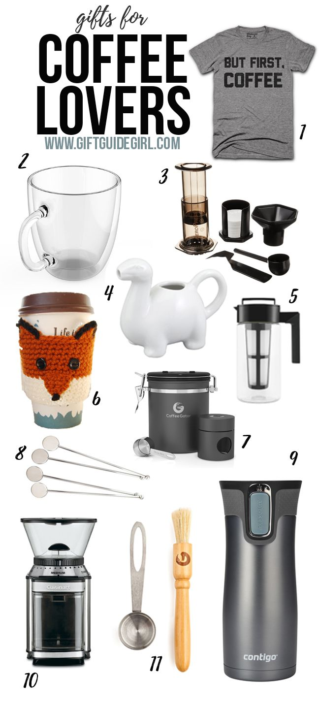 Gifts for Coffee Lovers - Gifts for Coffee Snobs - Gifts ...