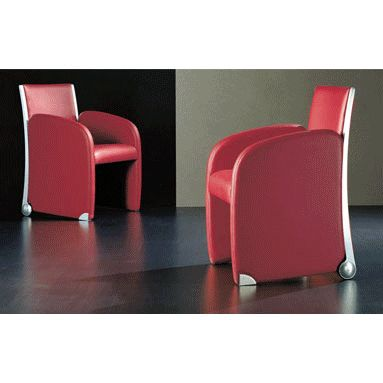 Jaguar Collection by Pasi Pennanen. Jaguar Conference Chair, the backrest inclines automatically to desired seating position, manufactured by Jaguar Interiors, Valdichienti Italia.