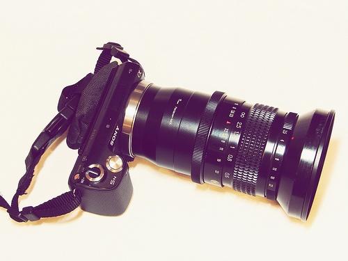 Tags: Chernivtsi, Ukraine, 2012, camera, lens, tool, photographer, Sony DSC-H5, Mir 26B 45mm F3.5, photography, bayonet, Penatcon Six (P6), adapter, Sony NEX E-mount