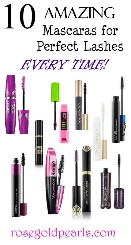 Got short lashes? Find this list of the best mascara for short lashes, best mascara for length, best mascara for volume and best drugstore mascaras.