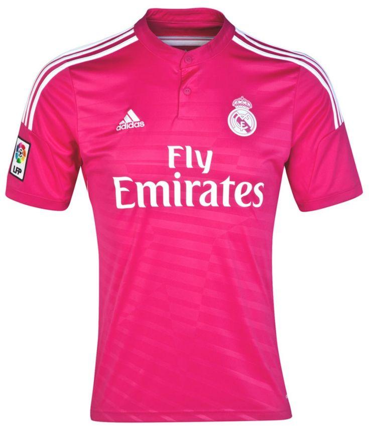 Real Madrid 2014-15 adidas Away