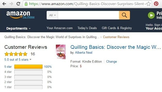 Thank you all for your 5 stars reviews on amazon. Have a beautiful day!