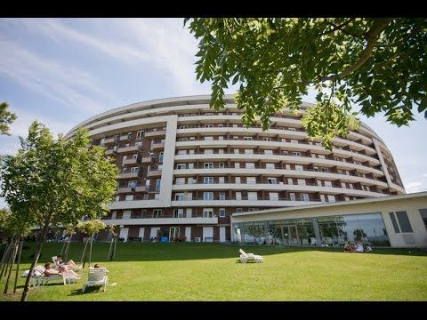 Club218 Golden Beach Apartman Siófok - YouTube